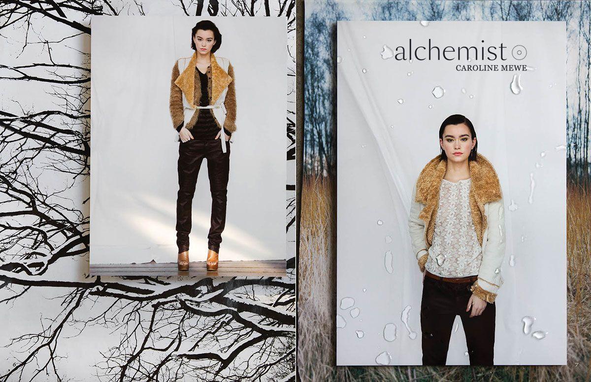 Alchemist Коллекция Осень/Зима 2014
