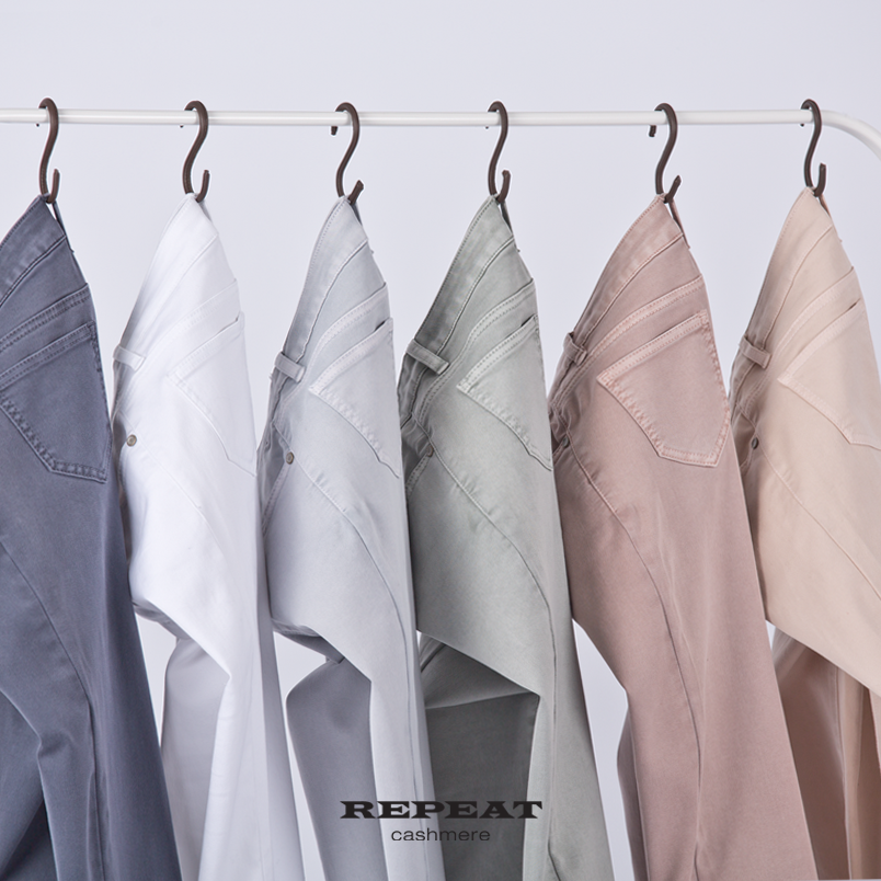 Repeat Cashmere Collection Fall/Winter 2014