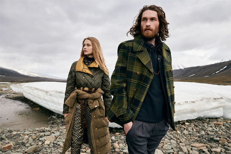 Scotch & Soda Kollektion Höst/Vinter 2017