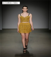 ALEXANDRA FRIDA Collection Spring/Summer 2014