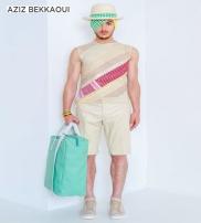 Aziz Bekkaoui Collection Spring/Summer 2017