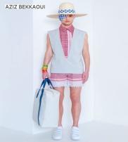 Aziz Bekkaoui Collection Fall/Winter 2014