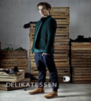 Delikatessen Kollektion Herbst/Winter 2014