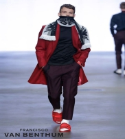 Francisco van Benthum Collection Fall/Winter 2014