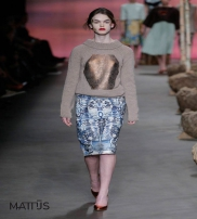 Mattijs van bergen Collection Fall/Winter 2014