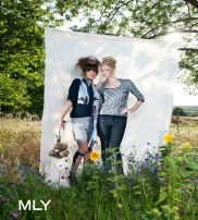 MLY by Emily Hermans Collection Spring/Summer 2012