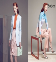 Studio Sober Collection Spring/Summer 2014