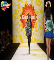 Desigual Collection Spring/Summer 2015