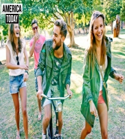 America Today Collection Spring 2014