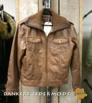 Dankers Ledermode Kollektion Herbst/Winter 2014