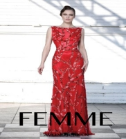 Femme Avondjurken Collection  2015