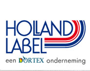 Holland label en Dortex