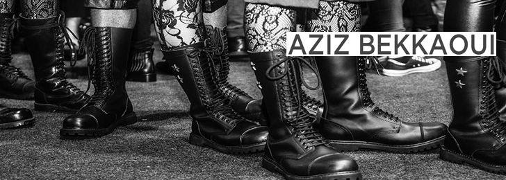 Aziz Bekkaoui Collection Fashion Designers Fall/Winter 2014