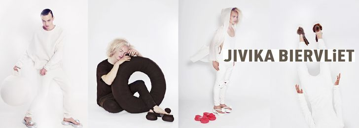 Jivika Biervliet Collection Fashion Designers  2012