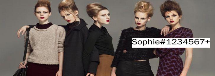 Sophie #1234567+
