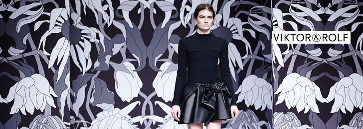 Viktor & Rolf Collection Fashion Designers Summer 2014